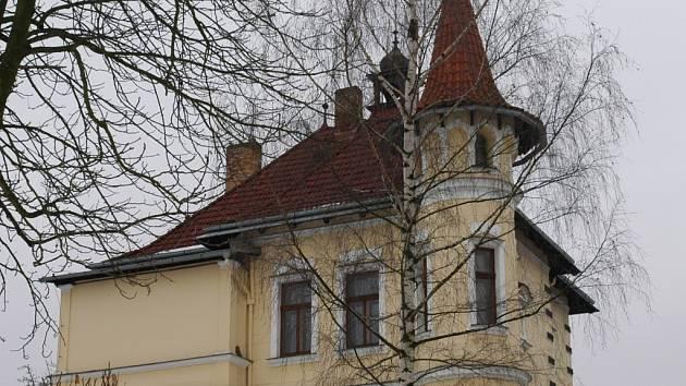 Benešovská vila Katuška.