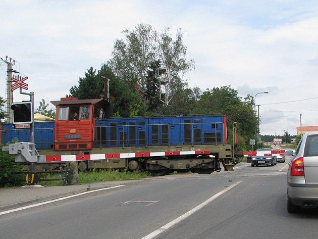 Výluka vlaků. Ilustrační foto