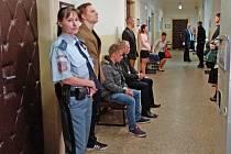 V Benešově začal proces s dvacetiletým řidičem Markem Musilem. Je obžalovaný ze zvlášť těžkému zločinu ve stadiu pokusu a dopravní nehody, při níž zahynul jiný člověk.