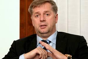 Petr Bendl. Archivní foto