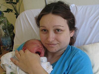 Zatím jedináčkem je Maxim Raus. V neděli 6. března ve 14.50 se narodil mamince Zuzaně a tatínkovi Maximovi. Jeho váha při příchodu na tento svět byla 3,70 kilogramu a míra 51 centimetr. Doma bude ve Vlašimi.