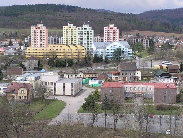 Týnec nad Sázavou.