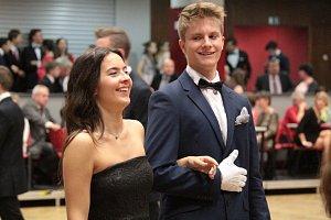 Druhá prodloužená tanečního kurzu manželů Maršálkových.