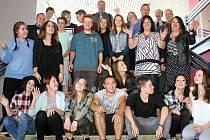 Zahájení nového školního roku SOU stavebního Benešov se konalo už pošedesáté.
