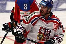 Bude se Michal Řepík po skončení šanpionátu radovat i z jednoho cenného kovu.