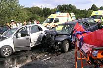 Blanka Šantrůčková 8. srpna 2007 přijela k vážné dopravní nehodě u Poříčí nad Sázavou. Mezi zraněnými byl také dvanáctiletý chlapec, který nedýchal a neměl hmatný puls. Zachránkyně jej úspěšně resuscitovala  a předala lékařům.