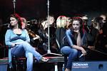 Rocková opera Andrewa Lloyda Webera a Tima Ricea Jesus Christ Superstar v konopišťském amfiteátru.