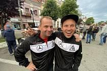 Libor Podmol vyhrál závod v Rumumsku.