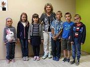Základní škola a Mateřská škola Lešany, třídní učitelka Libuše Filipová