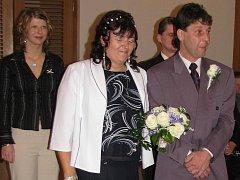Manželé Margit a Pavel užívají od párku společné přijímení Heřman.