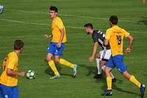 Fotbalisté Benešova, ilustrační fotografie