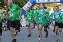 Benešovský běžecký festival je zábava pro děti malé, větší i sportovce dříve narozené.