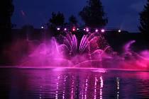 Ratněřickou fontánu letos navštívilo přes 2700 lidí.