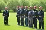 Součástí oslav 105. výročí založení SDH v Jablonné nad Vltavou bylo zasazení dvou lip, slavnostní otevření nové zbrojnice  a základní kolo hasičské soutěže v požárním sportu.