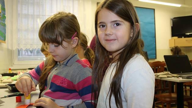 Ekologické myšlení v praxi v Domě dětí a mládeže Benešov.