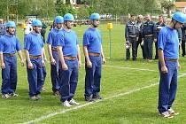 Momentky ze života dobrovolných hasičů z Chářovic.