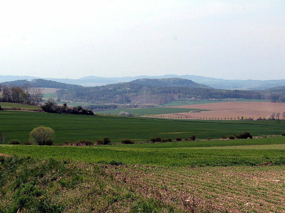 Hora Malý Blaník.