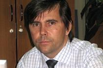 Bývalý ředitel benešovské nemocnice Miroslav Petrík