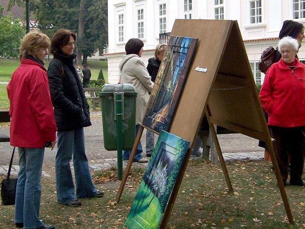 Také ve Vlašimi se konají Dny evropského dědictví.