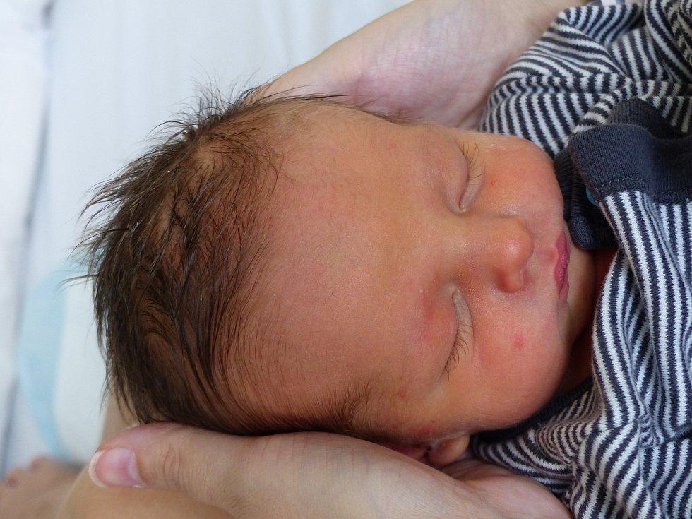Sebastián Honc se narodil 1. března 2021 v kolínské porodnici, vážil 3210 g a měřil 50 cm. V Kolíně bude vyrůstat se sestřičkou Simonkou (5) a rodiči Martinou a Josefem.