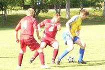 Ve IV. B třídě skončil zápas Úročnice B versus Mezno B vítězstvím hostující rezervy 2:0, oba góly vsítil Prchlík.
