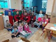 I ratměřické děti ze školky dostaly nové prostory.FOTO: Obec Ratměřice