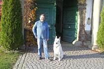 Na rekonstrukci zámku v Úsobí nechal Jaromír Polák 20 let života.