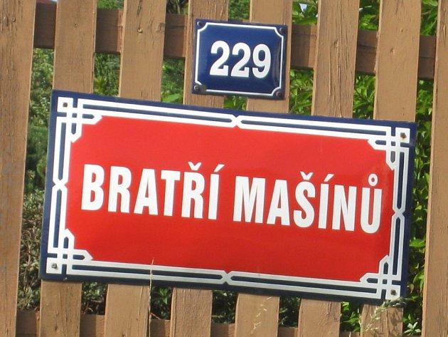 Ve Vlašimi budou doplňovat chybějící názvy ulic.