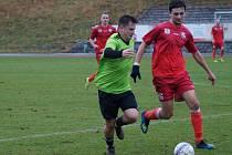 Fotbalisté Dynama Nelahozeves se ze hřiště soupeře vrátili s prázdnou poprvé od říjnové porážky 1:2 ve Voticích.