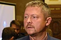 Ředitel Integrované dopravy Středočeského kraje Michal Štěpán.