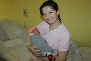 Manželé Monika a Martin Zlámalovi se od 17. května radují z prvorozené holčičky Nelinky. Ta při narození ve 2.22 vážila 2 950 gramů a měřila 47 centimetrů. Rodina společně žije v Benešově.
