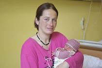 Valentýnka Růžičková rodičů Hany Růžičkové a Michala Chomáta zBarochova se narodila 22. května v19.34. Při narození vážila 2730 gramů a měřila 47 centimetrů.