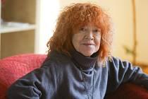 Psycholožka Anna Balatová z Benešova.