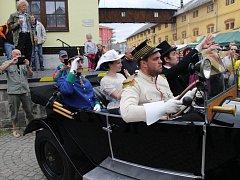 Do benešovského pivovaru přijel na inspekci sám arcivévoda František Ferdinand d´Este.