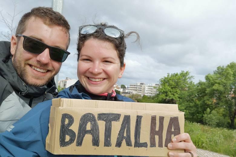 Manželé z Boleslavi jsou na cestě kolem světa. Jedou stopem