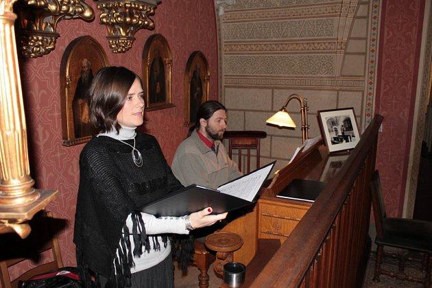 Ctirad Sedláček zahraje při Noci kostelů.