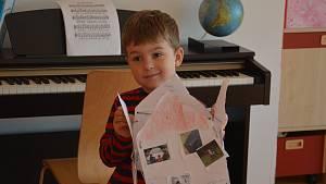 Projektový den 'Moje rodina a já' v Mateřské škole MiniSvět v Mrači