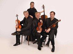 Kvarteto Martinů se představí v načeradském kostele.