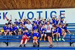 Z Příměstského fotbalového kempu ve Voticích