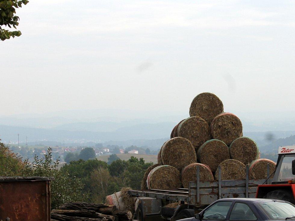 Bioplynová stanice v osadě Lhota je místním trnem v oku.