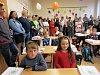 V Trhovém Štěpánově drželi žáci prázdniny tři měsíce
