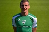 Hrdina zápasu, vlašimský Petr Breda.