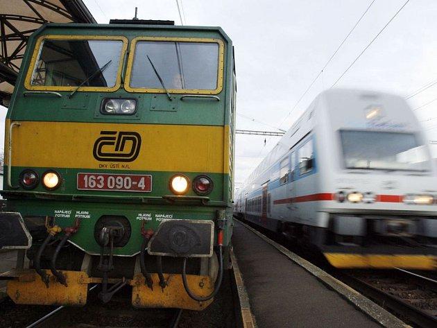Ilustrační foto: Cestující už nebudou muset chodit na nádraží s předstihem