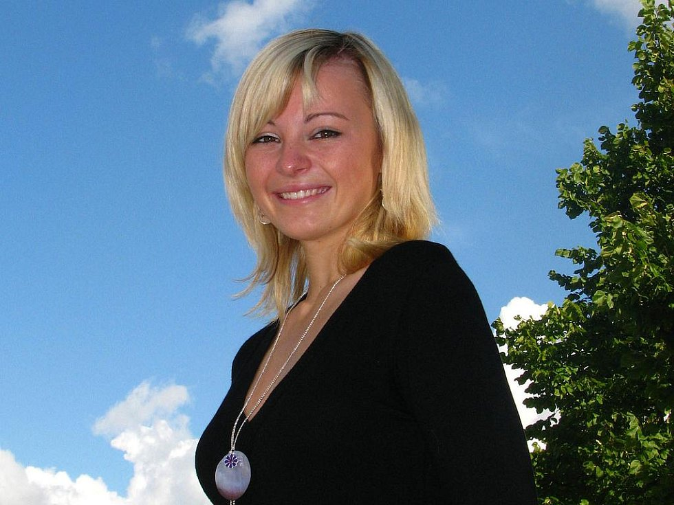 MISS Straže Požarnej 2010 Štěpánka Dvořáková zahájí třetí semestr na univerzitě.
