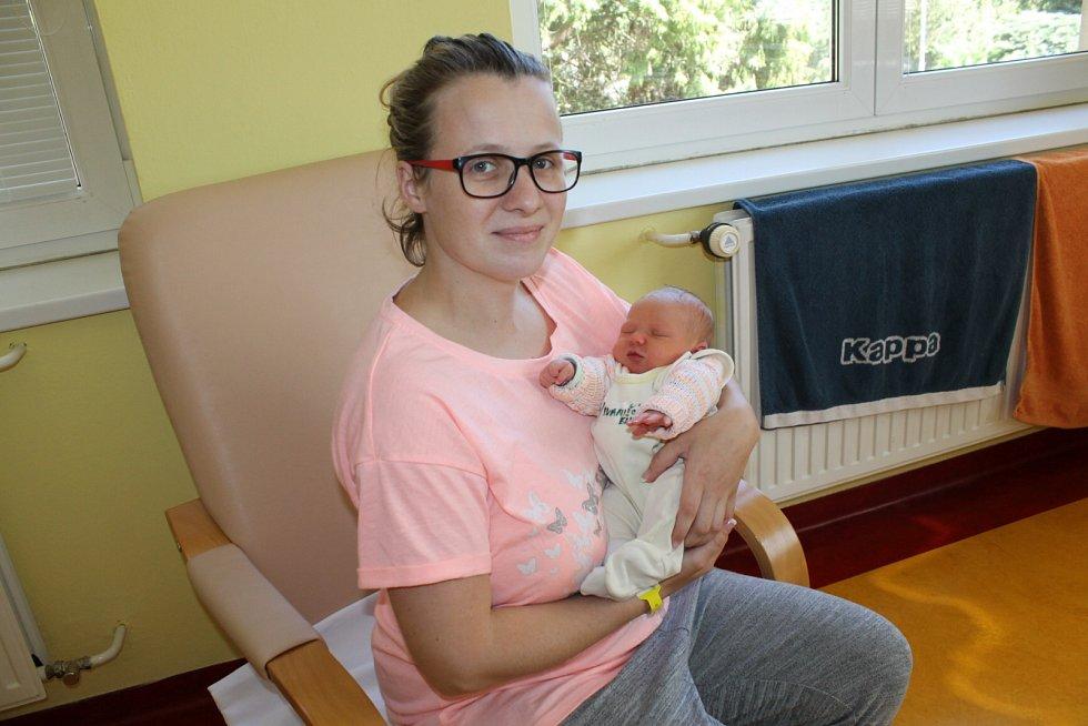 Eliška Ivaniščeva se narodila 4. května v 8.41 Lucii Křenařové a Andrey Ivanishchevovi. Holčička při narození měla 2 640 gramů a 43 centimetrů. Doma v Louňovicích na ni čekali bratři Andrej (6) a David (3).