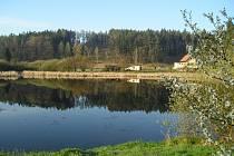 Ekovesnička v Peceradech by měla vzniknout na břehu Podhájského rybníka.