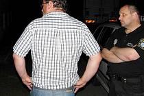 Noční služba městské policie Vlašim ilustrační foto