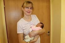 Manželé Alena a Miroslav Davidovi se od 3. února radují z dcerky Marie. Ta se narodila v 7.04 s 2 990 gramy a 48 centimetry. Doma v Babicích na ni čekali sourozenci Adam (25), Pepa (17) a Matěj (9).