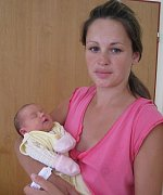 První dítě se Joanně Kudelové a Martinu Suidovi z Prahy narodilo 6. srpna, půl hodiny po poledni. Joanna přivedla na svět holčičku Nikolku, která po porodu vážila 3,5 kg a měřila 50 cm.
