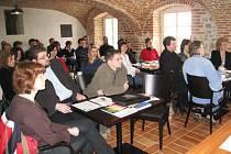Setkání podnikatelů v oblasti cestovního ruchu